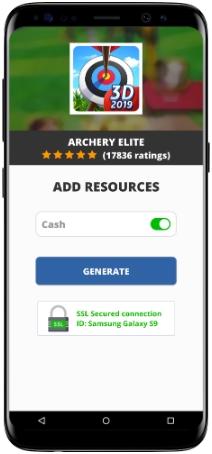 Archery Elite MOD APK Screenshot
