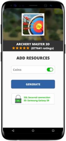 Archery Master 3D MOD APK Screenshot