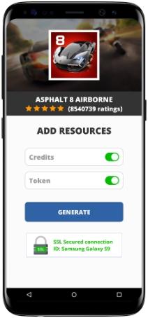 Asphalt 8 Airborne MOD APK Screenshot