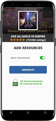 AxE Alliance vs Empire MOD APK Screenshot