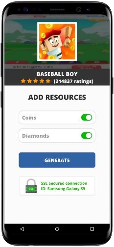 Baseball Boy MOD APK Screenshot