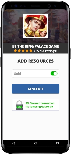 Be The King Palace Game MOD APK Screenshot