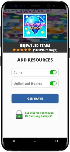 Bejeweled Stars MOD APK Screenshot