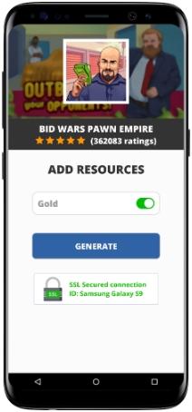 Bid Wars Pawn Empire MOD APK Screenshot