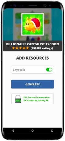 Billionaire Capitalist Tycoon MOD APK Screenshot