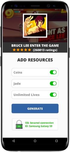 Bruce Lee Enter The Game MOD APK Screenshot