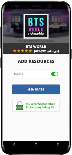 Bts World Mod Apk Unlimited Gems