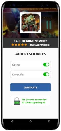 Call of Mini Zombies MOD APK Screenshot