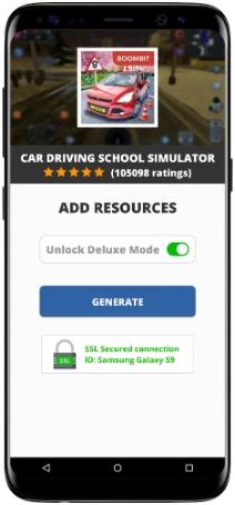 Car Driving School Simulator MOD APK Screenshot