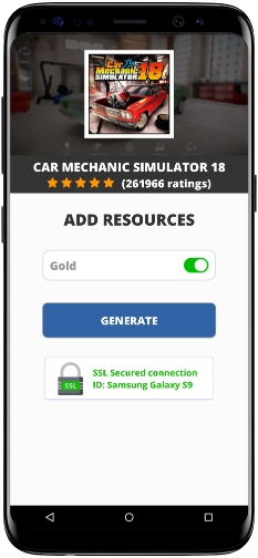 Car Mechanic Simulator 18 MOD APK Screenshot