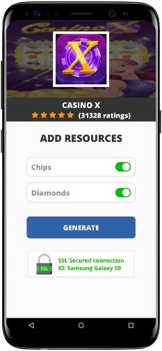 Casino X MOD APK Screenshot