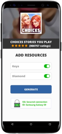Choices Stories You Play Mod Apk Unlimited Keys Diamond