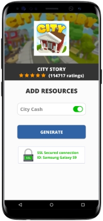 City Story MOD APK Screenshot