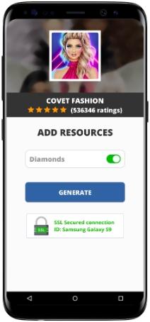 Covet Fashion Mod Apk Unlimited Diamonds