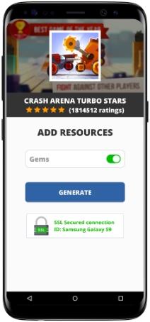 Crash Arena Turbo Stars MOD APK Screenshot