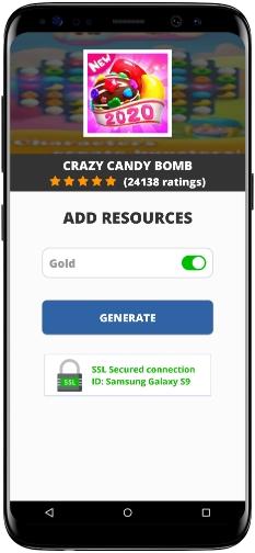 Crazy Candy Bomb MOD APK Screenshot