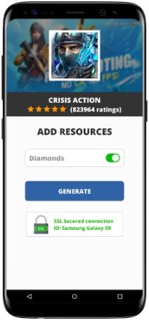 Crisis Action MOD APK Screenshot