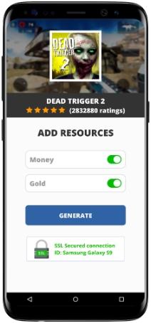 Dead Trigger 2 Mod Apk Unlimited Money Gold