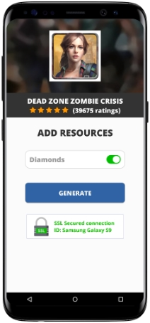 Dead Zone Zombie Crisis MOD APK Screenshot