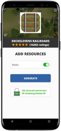 DeckElevens Railroads MOD APK Screenshot