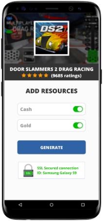 Door Slammers 2 Drag Racing MOD APK Screenshot