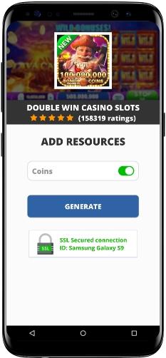 Double Win Casino Slots MOD APK Screenshot