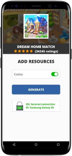 Dream Home Match MOD APK Screenshot