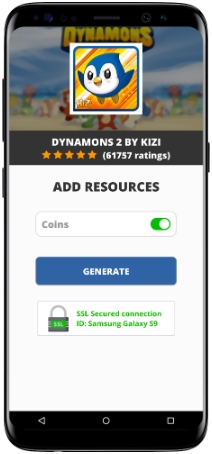 Dynamons 2 by Kizi MOD APK Screenshot