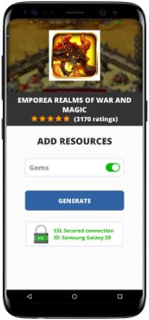 Emporea Realms of War and Magic MOD APK Screenshot