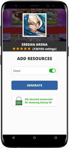 Eredan Arena MOD APK Screenshot