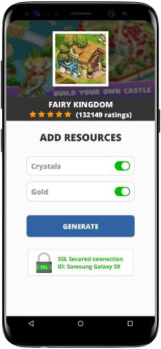 Fairy Kingdom MOD APK Screenshot