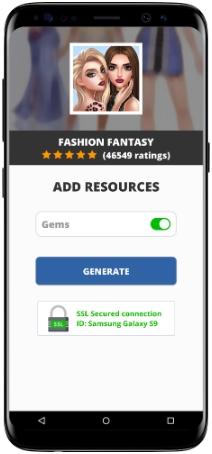 Fashion Fantasy Mod Apk Unlimited Gems