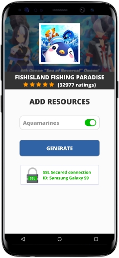 FishIsland Fishing Paradise MOD APK Screenshot