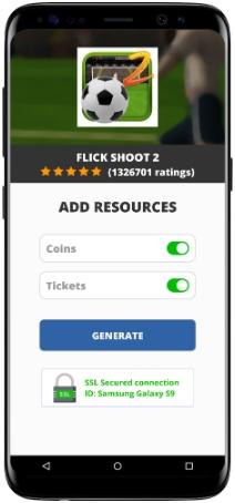 Flick Shoot 2 MOD APK Screenshot