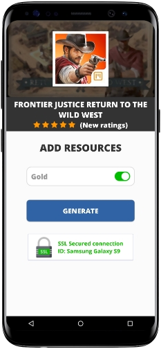 Frontier Justice Return to the Wild West MOD APK Screenshot