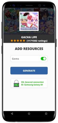 Gacha Life MOD APK Screenshot