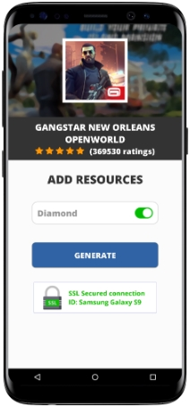 Gangstar New Orleans OpenWorld MOD APK Screenshot