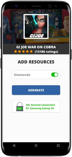 GI Joe War On Cobra MOD APK Screenshot