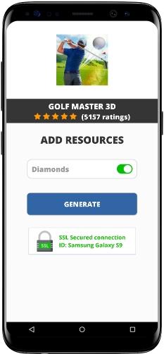 Golf Master 3D MOD APK Screenshot