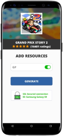 Grand Prix Story 2 MOD APK Screenshot
