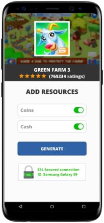 Green Farm 3 MOD APK Screenshot