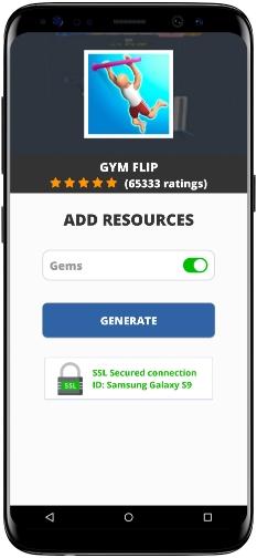Gym Flip MOD APK Screenshot