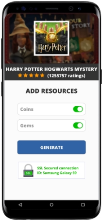 Harry Potter Hogwarts Mystery MOD APK Screenshot