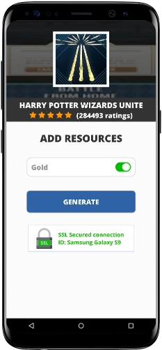 Harry Potter Wizards Unite MOD APK Screenshot