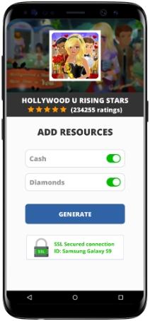 Hollywood U Rising Stars MOD APK Screenshot
