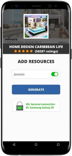 Home Design Caribbean Life MOD APK Screenshot