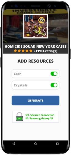 Homicide Squad New York Cases MOD APK Screenshot