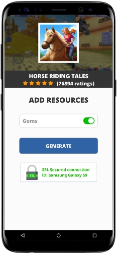 Horse Riding Tales MOD APK Screenshot