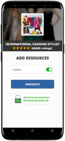 International Fashion Stylist Mod Apk Unlimited Coins