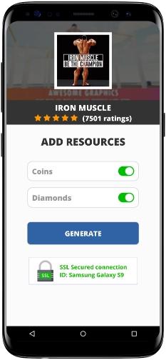 Iron Muscle MOD APK Screenshot